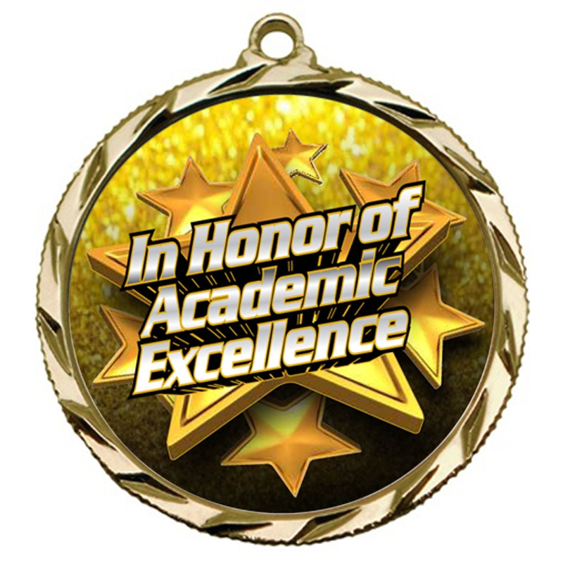 Academic Excellence Medal