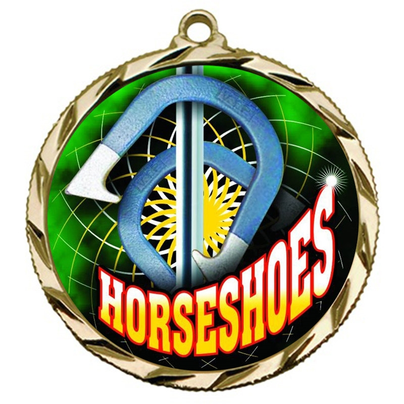 Horseshoes Medal