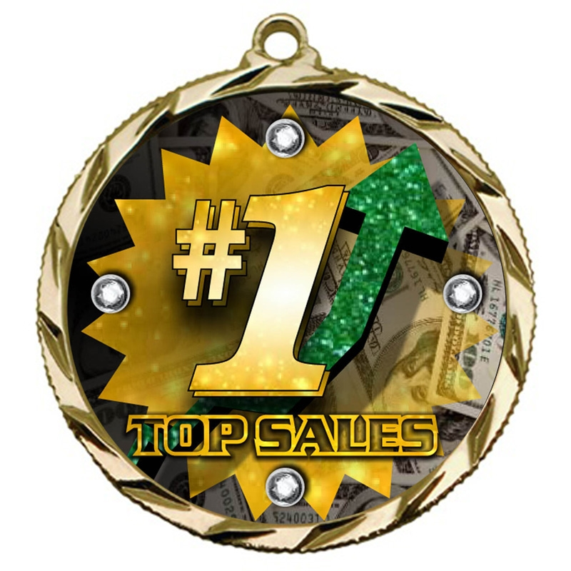Top Sales Medal