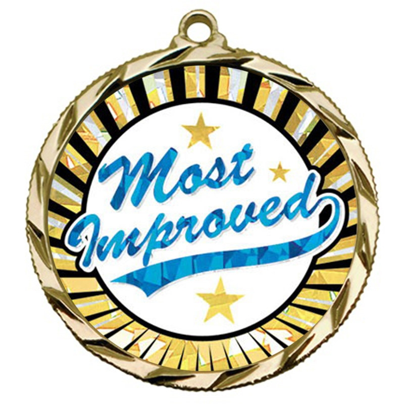 SUN Most Improved Medal