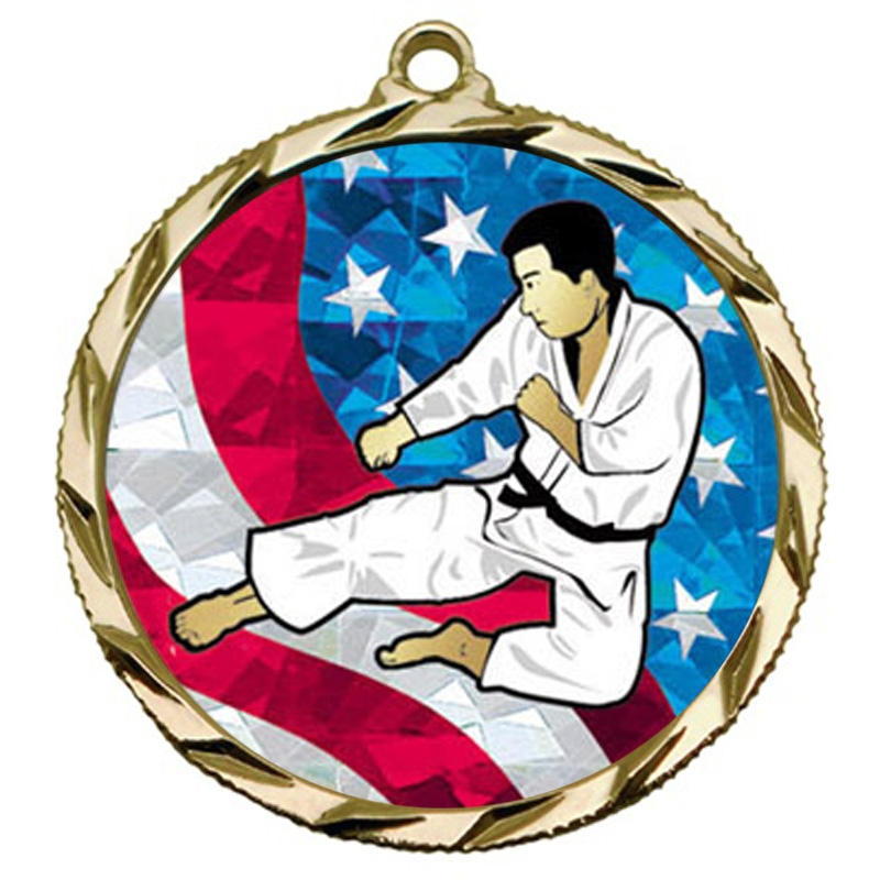 USA Karate Medal