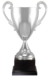 Silver Plated Italian Trophy Cup 104
