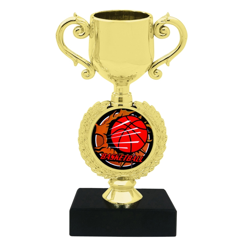 Basketball Trophy Cup