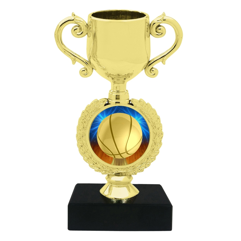 Small Basketball Trophy Cup