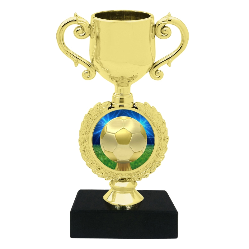 Small Soccer Trophy Cup