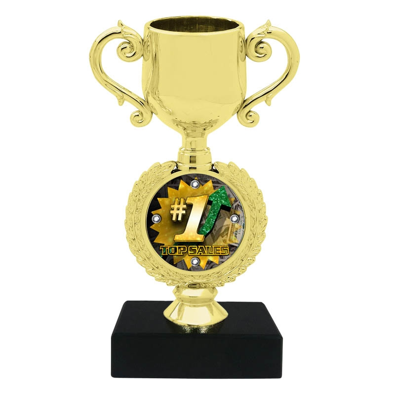 Top Sales Trophy Cup