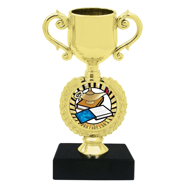 Lamp of Knowledge Trophy Cup