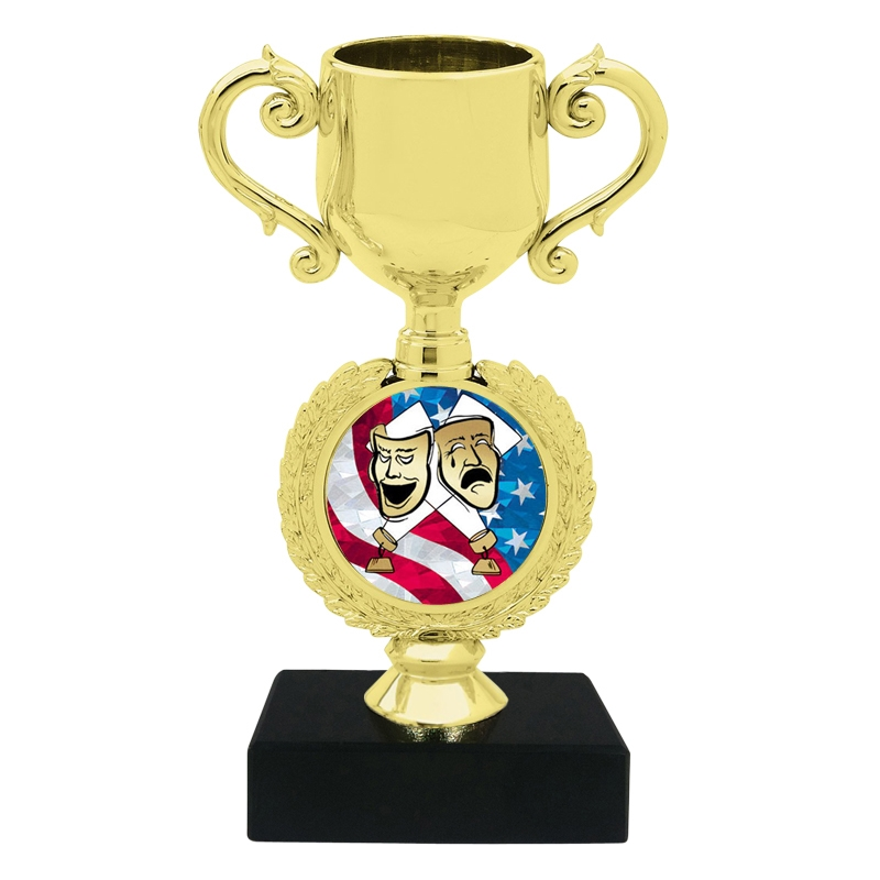 USA Drama Trophy Cup
