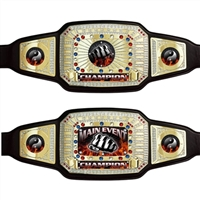 Champion Main Event Award Belt CABL125