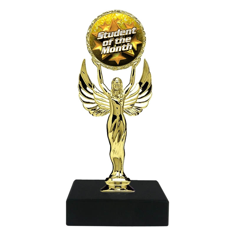 Student of the Month Trophy