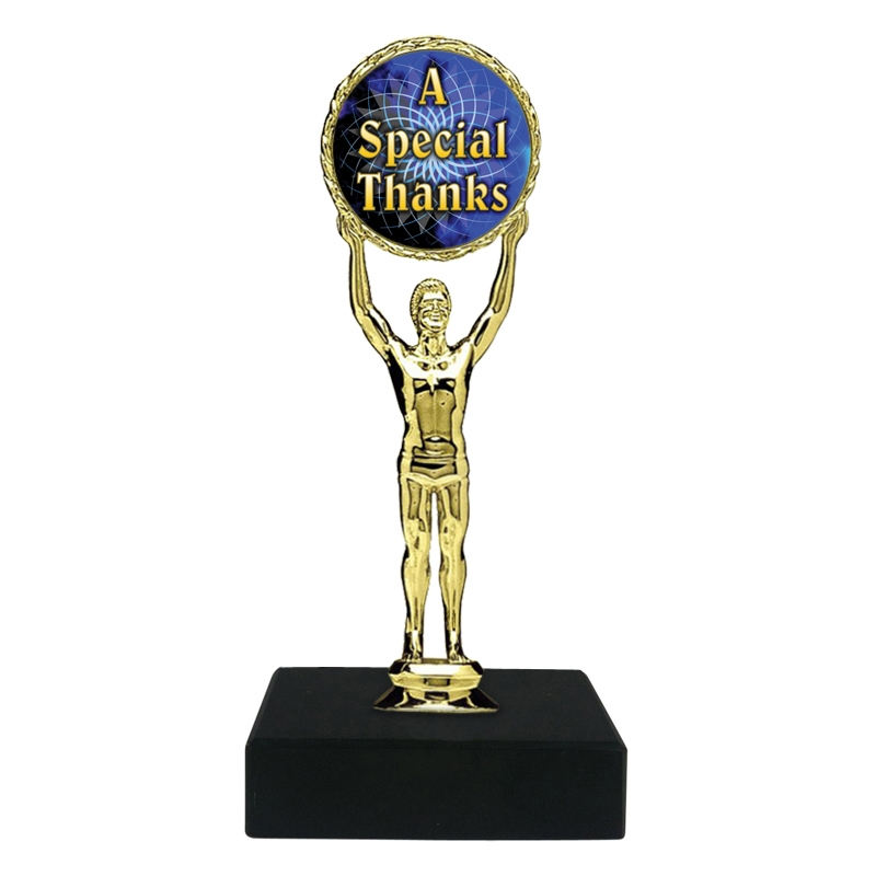 Special Thanks Trophy