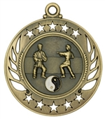 "2-1/4"" Galaxy Martial Arts Medal GM111"
