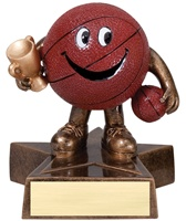 Lil' Buddy Series Basketball Trophy