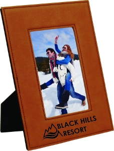 Leatherette Photo Picture Frame