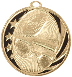 "2"" MidNite Star Series Swimming Medal MS708"