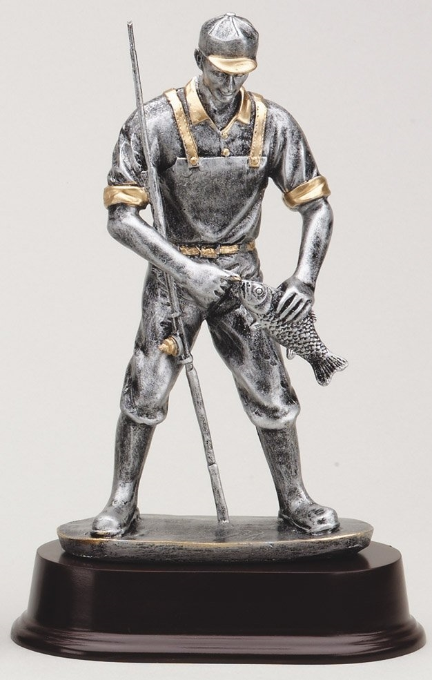 "9"" Fisherman Trophy"