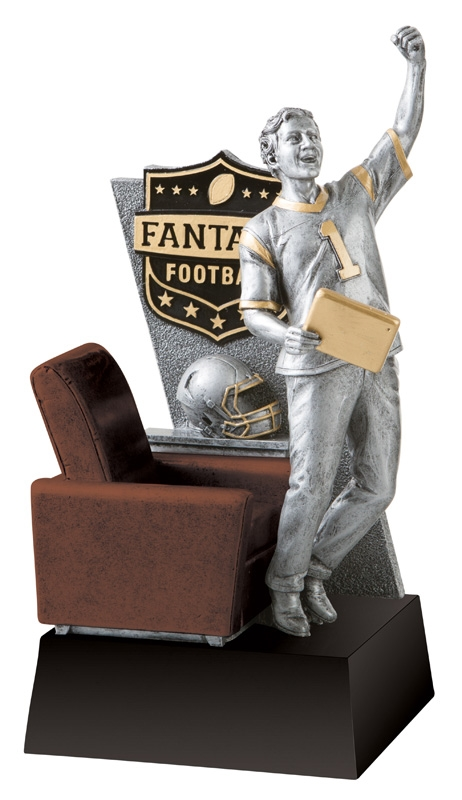 Fantasy Football Champion Resin Trophy