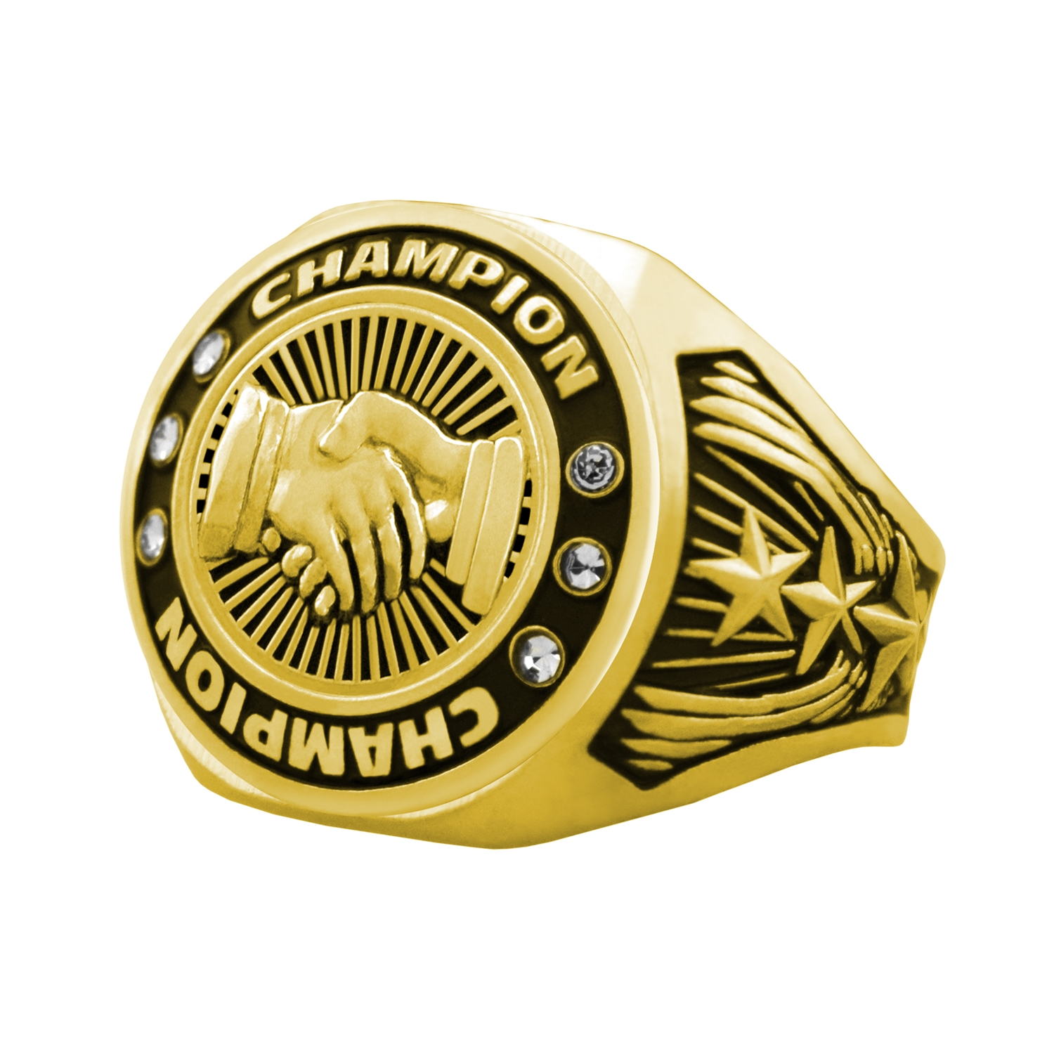 Champion Business Ring
