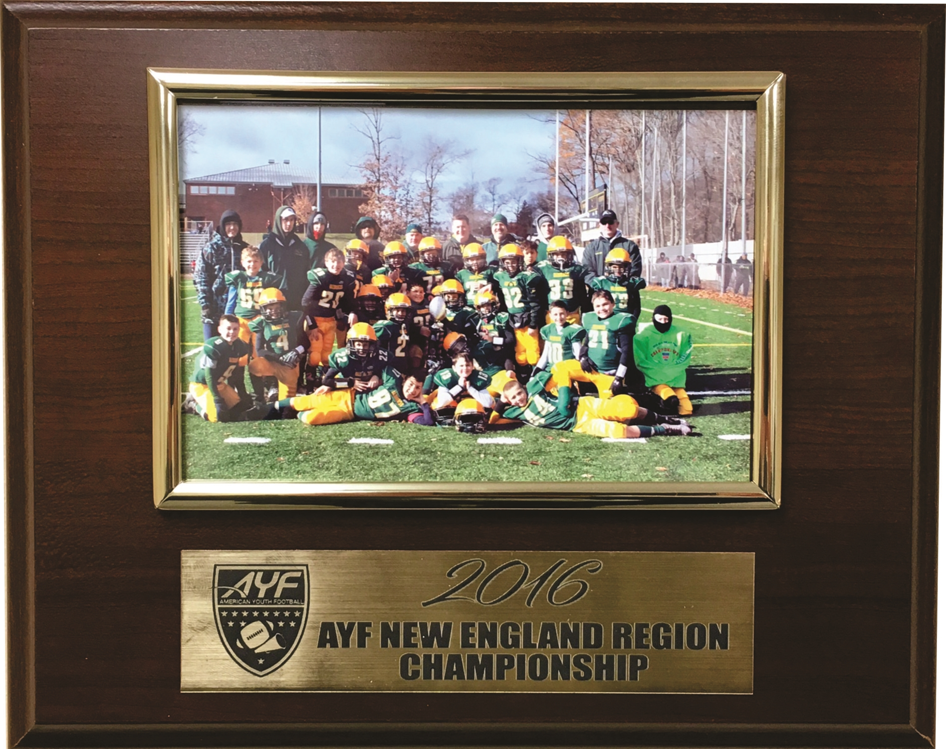 Traditional Photo Plaque