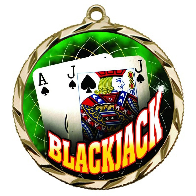 Blackjack Medal