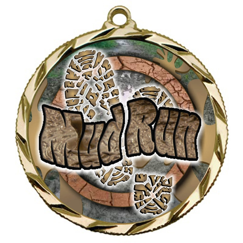 Mud Run Medal