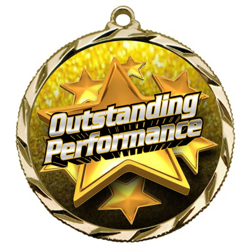 Outstanding Performance Medal
