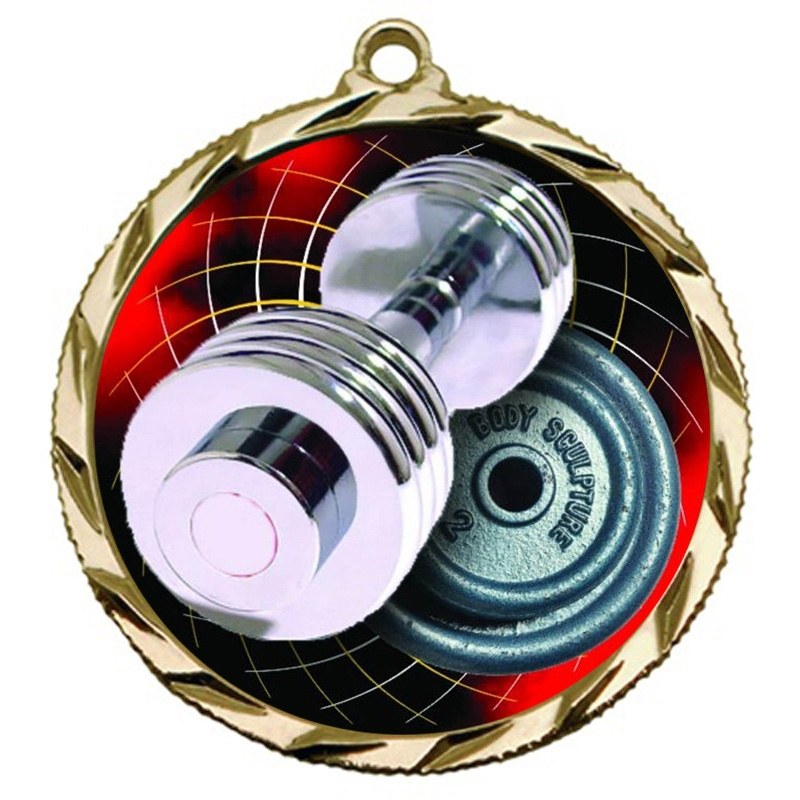 Weightlifter Medal
