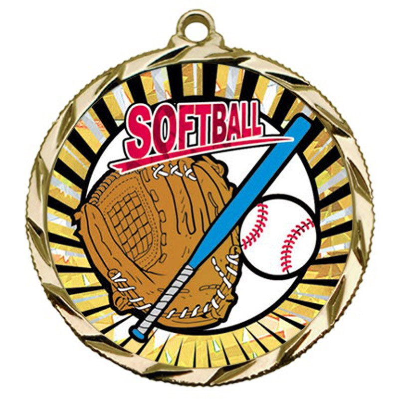 SUN Softball Medal