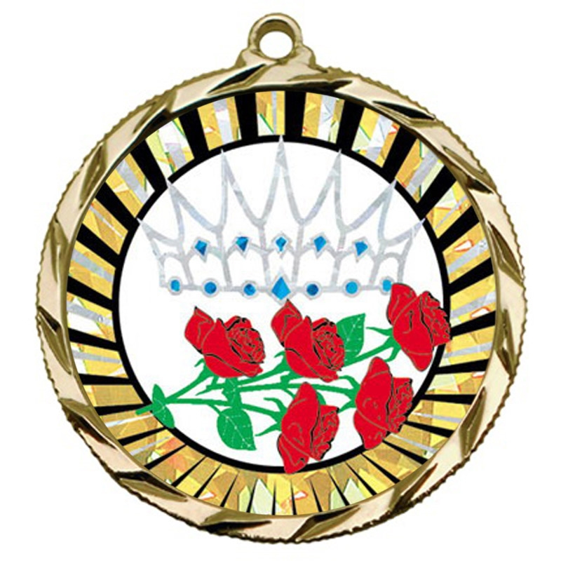 SUN Beauty Queen Medal