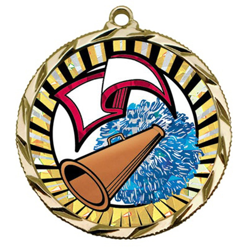 SUN Cheerleading Medal