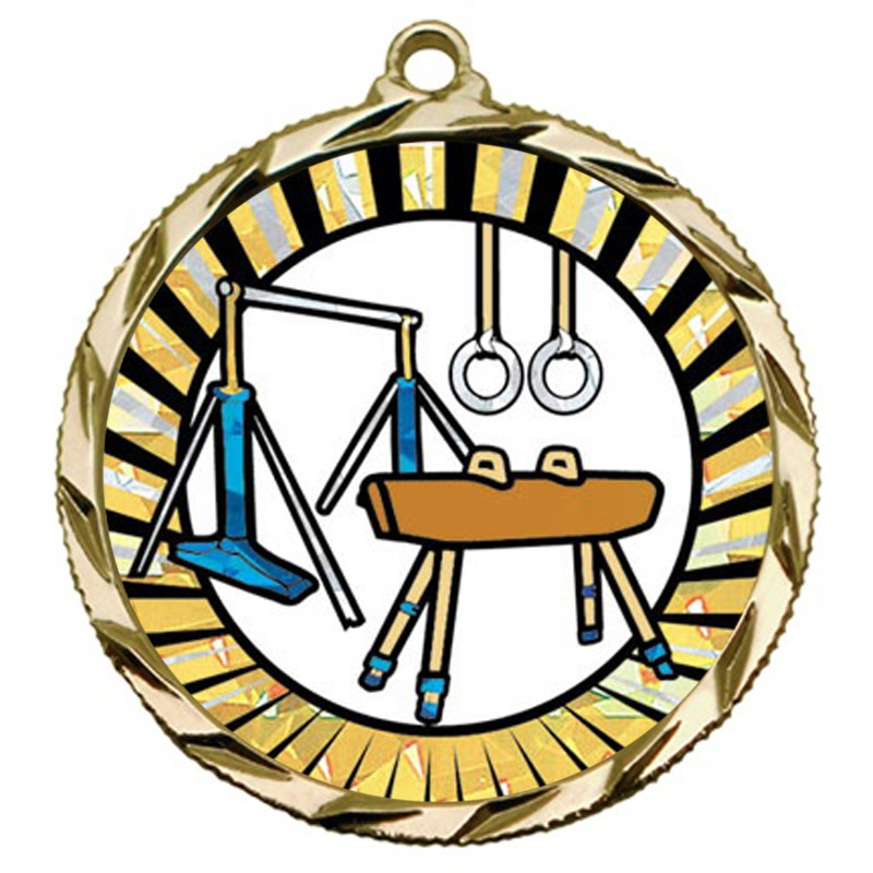 SUN Male Gymnastics Medal