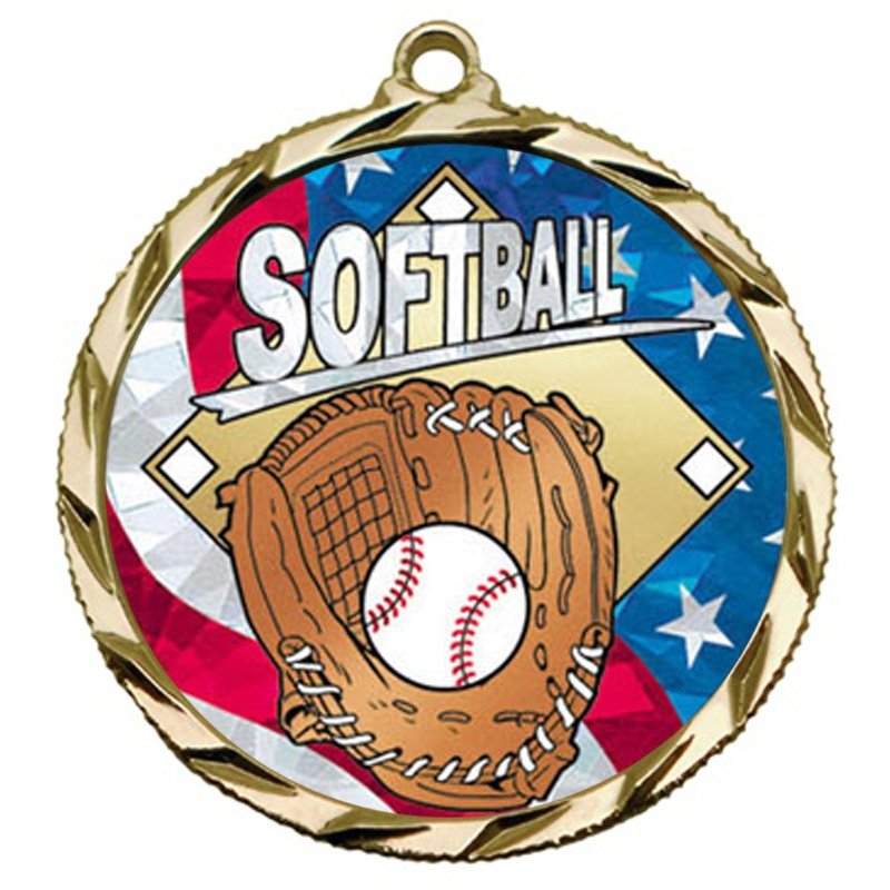 USA Softball Medal
