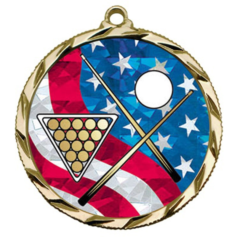 USA Billiards Medal
