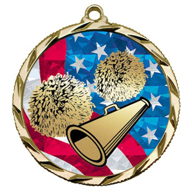 USA Cheerleading Medal