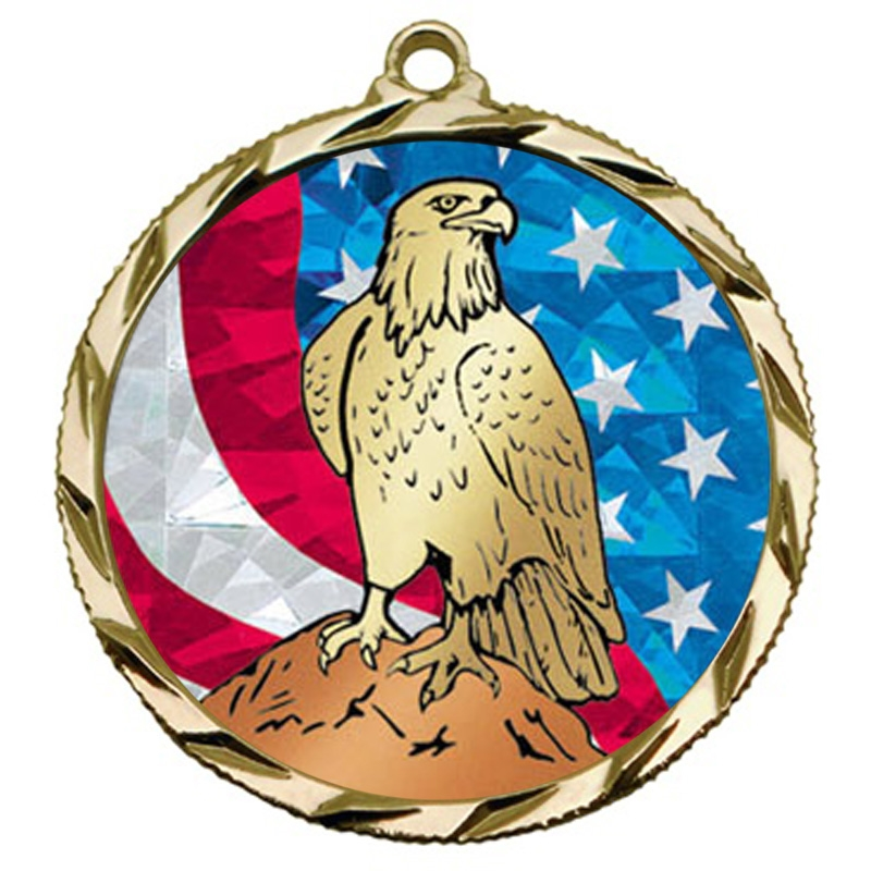 USA Eagle Medal