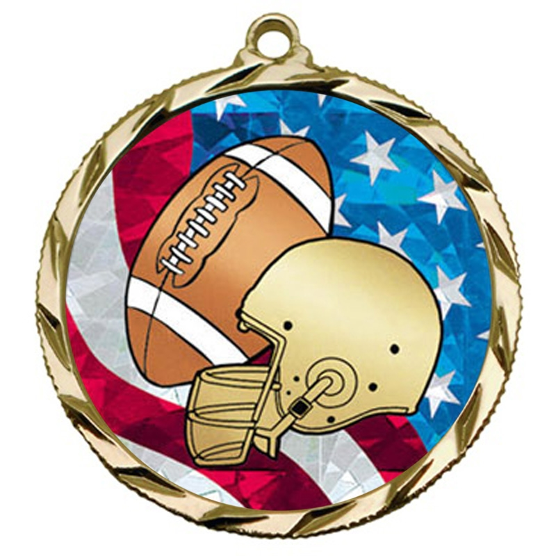 USA Football Medal