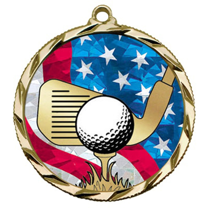 USA Golf Medal