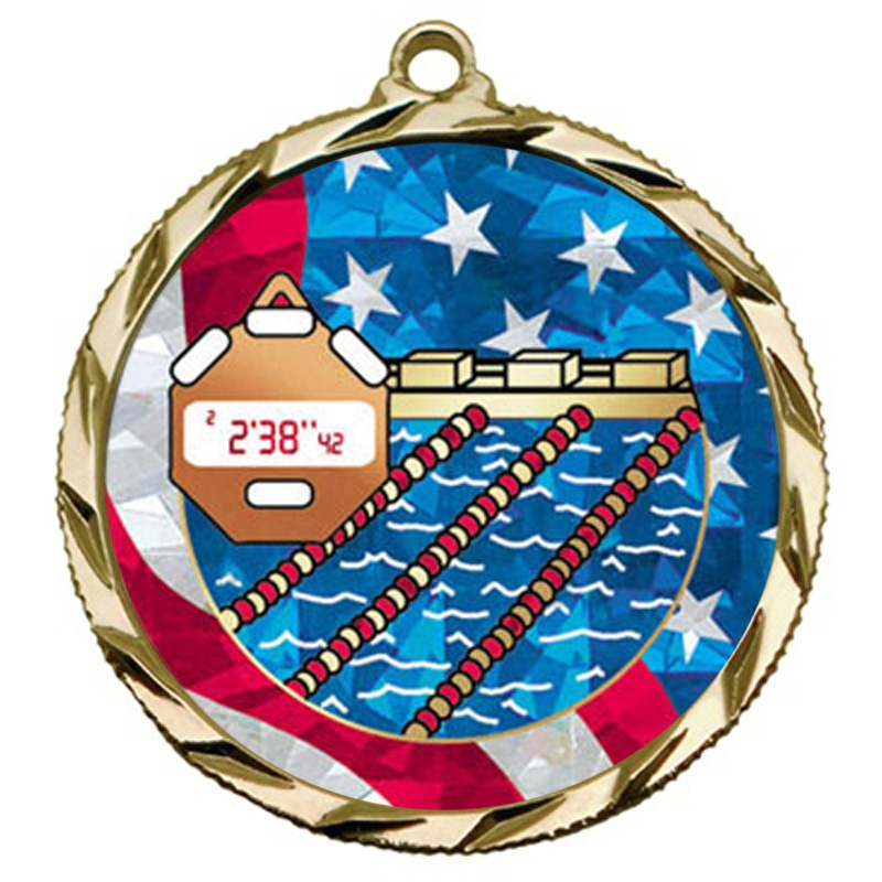 USA Swimming Medal