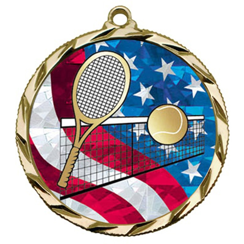 USA Tennis Medal