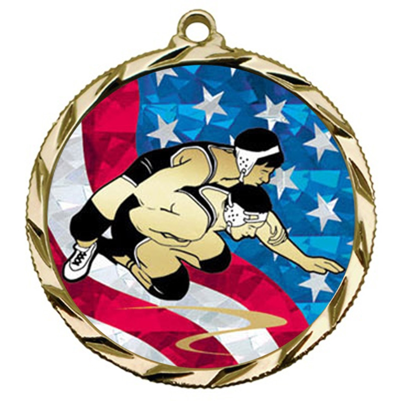 USA Wrestling Medal