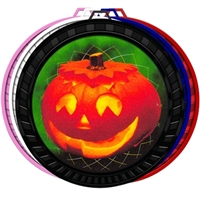 "2-1/2"" Color Halloween Medal 052-FCL493"