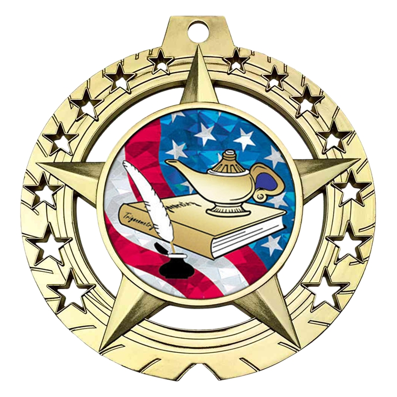 New Lamp Of Knowledge Medals Lamp Of Knowledge Medals Express Medals