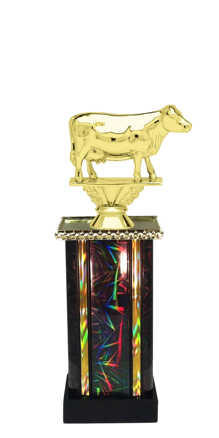 Cow Trophy in 11 Color Options