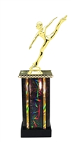 Dance Trophy in 11 Color Options