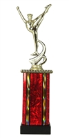 MB Column Dance Squad Figure Trophy in 11 Color Options
