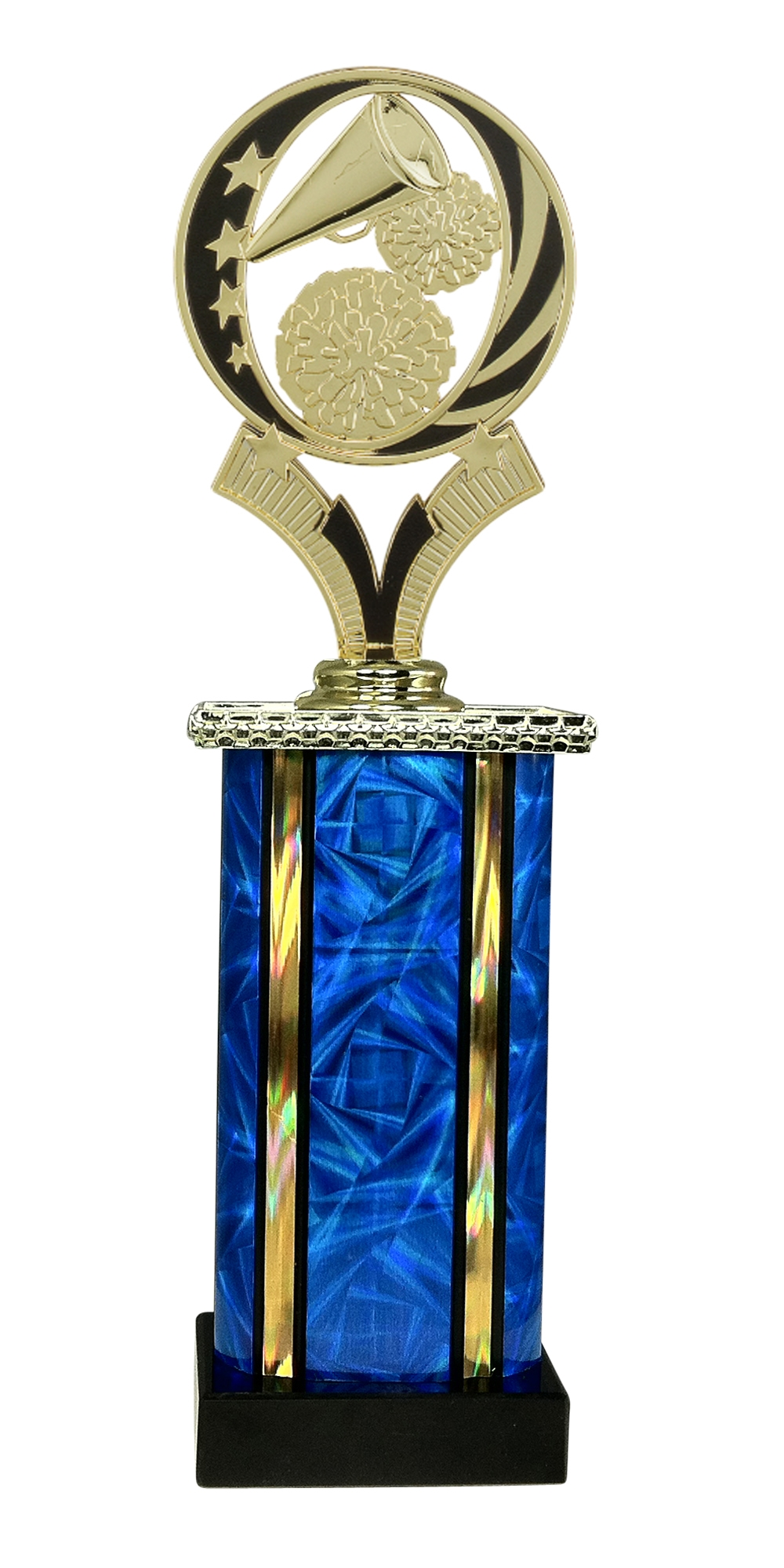 Midnite MB Column Cheerleading Trophy in 11 Color Options