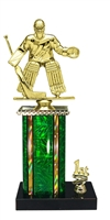 1st - 5th Place Moonbeam Riser Male Hockey Trophy in 11 Color Options