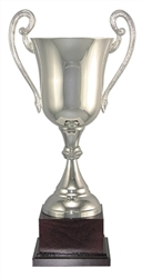Silver Plated Italian Trophy Cup