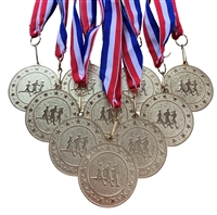 "10 pack of 2"" Express Series Cross Country Medal 10pk-DSS011"