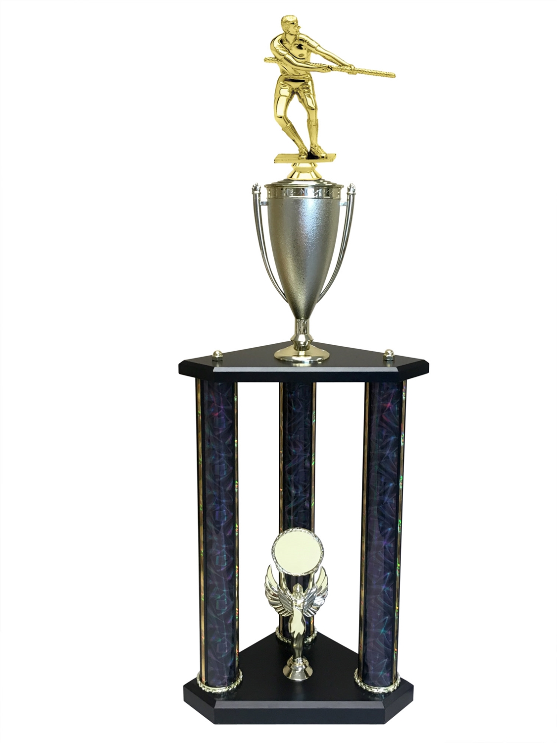 Tug of War Trophy Available in 11 colors & 3 sizes